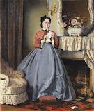 The Love Letter~ Auguste Toulmouche 1863
