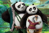 Kung Fu Panda Family