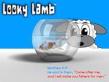 Looky Lamb Fishbowl
