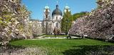 Salzburg, Dreifaltigkeitskirche, Austria