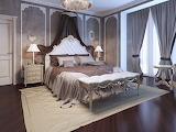 Dormitorio de estilo