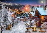 ^ Ski Village ~ David Maclean