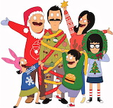 #Merry Christmas from Bob's Burgers