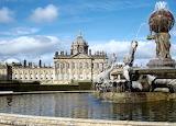 Castle Howard, fountain