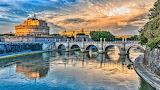 Castel Sant'Angelo, Roma, Italy