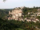Village of Rocamadour France