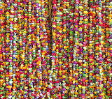 colorful necklaces