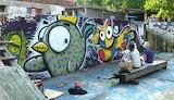 Ljubljana-Graffiti