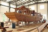 Ancient china ship