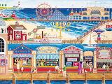 Ocean Park - Art Poulin