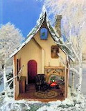 Inside Winter House by Pam McDonald
