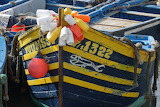 Moroccan fishing boat
