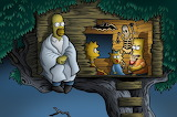 Treehouse of horror by vonblood-d4dvf8w POTW