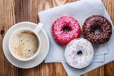 Coffee Donut Time