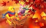 Winnie & piglet