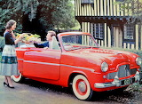 1953 Ford Zephyr Six Convertible