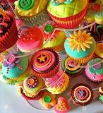 ^ Cupcake choices
