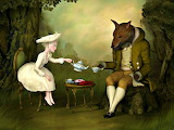 Tea Party with Count Wolf