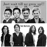 Beatles Then and Later