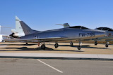 North American YF-100A Super Sabre Century Circle Edwards AFB