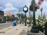 Towne Square - Tower Clock