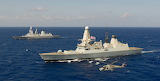 UK and French Destroyers
