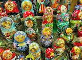 Russian doll-babushka