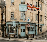 Shop Pub Bath Somerset England