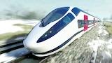 CRRC High Speed Train, China