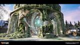 Empyrean divine gateway concept