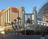 The now gone Las Vegas Club downtown