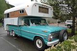 Ford Pickup Camper