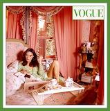 Diane Von Furstenberg. Vogue 1976