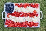 Patriotic Fruit