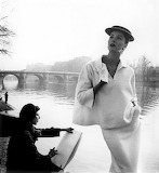 Suzy Parker in Balenciaga by Louise Dahl-Wolfe, 1951