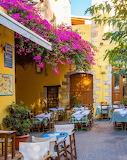 Taverna in Chania