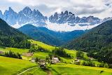 Dolomites, North Italy
