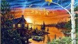 Peaceful Riverside