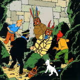 13 - Tintin et le temple du soleil - 1