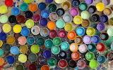 Ian Davenport's colors