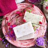 Scented soaps!