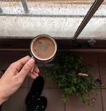 Coffee & Cozy on a Rainy Day