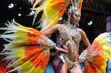 Brazilië Sao-Paulo Carnaval