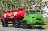 Bedford tanker NUW984 MOD