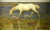 A White Horse by Nils Kreuger 1901