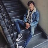 Guy in the Converse