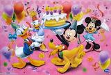 Mickey and Friends Birthday