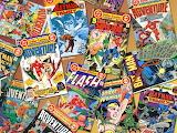 DC Dollar Comics Jigsaw