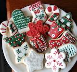 #Christmas Sugar Cookies