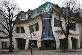 Krzywy Domek, Sopot, Poland